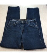 Levi's Silvertab Women's Relaxed Guy's Fit Straight Leg Jeans Size 11 Jr M - $38.55
