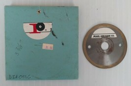 "Vintage Pearl Abrasive Dia085 3-3/8""  Blade - used - $14.13"