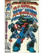Captain America #398 ORIGINAL Vintage 1992 Marvel Comics Warstar - $9.89