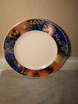 SYRACUSE CHINA--MILLENIUM PLATE / PLATTER --2000--NEW YEAR--RARE -FREE S... - $30.77