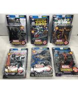 Marvel Legends Complete Series V (5) Set of 6 Figures - Toy Biz 2003 FS - $188.67