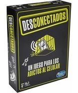 Hasbro Gaming Juego de Mesa Desconectados Board Game Spanish Version - $45.53