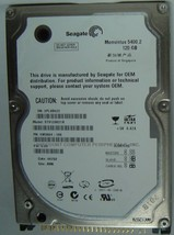 ST9120821A Seagate 120GB IDE 2.5 in Drive Tested Free USA Ship Our Drive... - $29.30