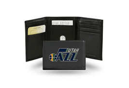 NBA Utah Jazz Embroidered Tri-Fold / Wallet - $37.23