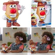 Mr Potato Head Disney/Pixar Toy Story 4 Woody'S Tater Roundup Figure Toy... - $20.89