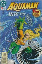DC AQUAMAN (1994 Series) #1 VF/NM - $1.29
