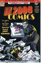 FX 2006 Convention ORIGINAL Vintage Program Batman Robin Joker Cover - $18.51