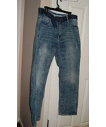 Indigo People Blue Jeans Slim Straight  Pants Size W36 - L32 - $29.00