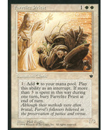 Magic: The Gathering: Fallen Empires - Farrelite Priest - $0.25