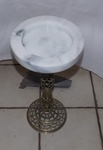 Marble Brass Ash Tray (BM) - $129.00