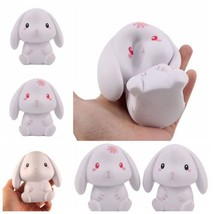 Squishy Starry Cute Rabbit Squeeze Cream Scented Slow Rising Stress Reliever Toy - $3.96+