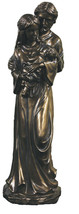 Holy Family, cold cast bronze statue, 16 inches - $251.75