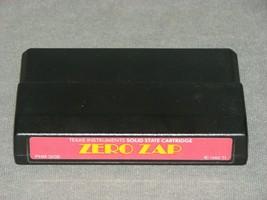 Texas Instruments TI-99/4A: Zero Zap - $13.00