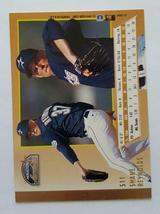 1994 Fleer Ultra + Rookie Card Lot NM Cond w/ Pat Ripp, Clint Davis, Nice Cards image 5