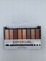 Covergirl Peach Punch Tru Naked Scented Eyeshadow Palette - $9.89