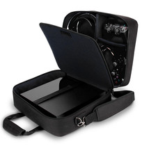 USA GEAR Console Carrying Case Compatible with PlayStation 4 / PS4 Slim - $49.99