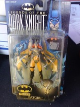 Batman Legends of the Dark Knight Batgirl Premium MOC 1998 Kenner NEW - $13.49