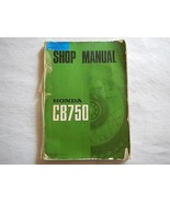 SHOP MANUAL HONDA CB750 CB 750 1971 1972 71 72 - $186.99