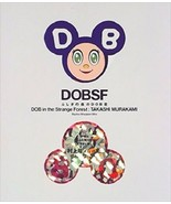 TAKASHI MURAKAMI 1st. Collection Book DOB in the STRANGE FOREST 1999 JAPAN - $36.48