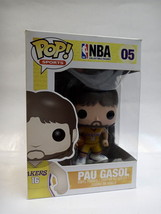 Funko POP Sports NBA Paul Gasol Vinyl Figure #05 - $65.44