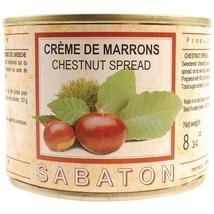 Chestnut Spread - Creme de Marrons - 9 oz - $6.04