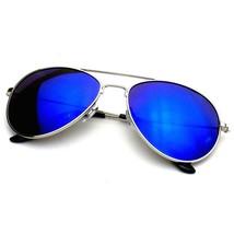 Premium Classic Metal Reflective Mirror Lens Sunglasses - $6.58