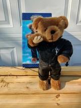 ELVIS PRESLEY Collectible Series Edition #1 Dancing Teddy Bear - BLUE SK... - $21.76