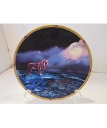 LENOX COLLECTOR PLATE THE KINGDOM CRYSTAL HUNTER PLATE COLLECTION A0178 - $3.91