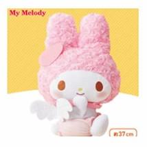 Furyu Sanrio My Melody Baby Angel Big DX 37cm Plush Doll - $26.45