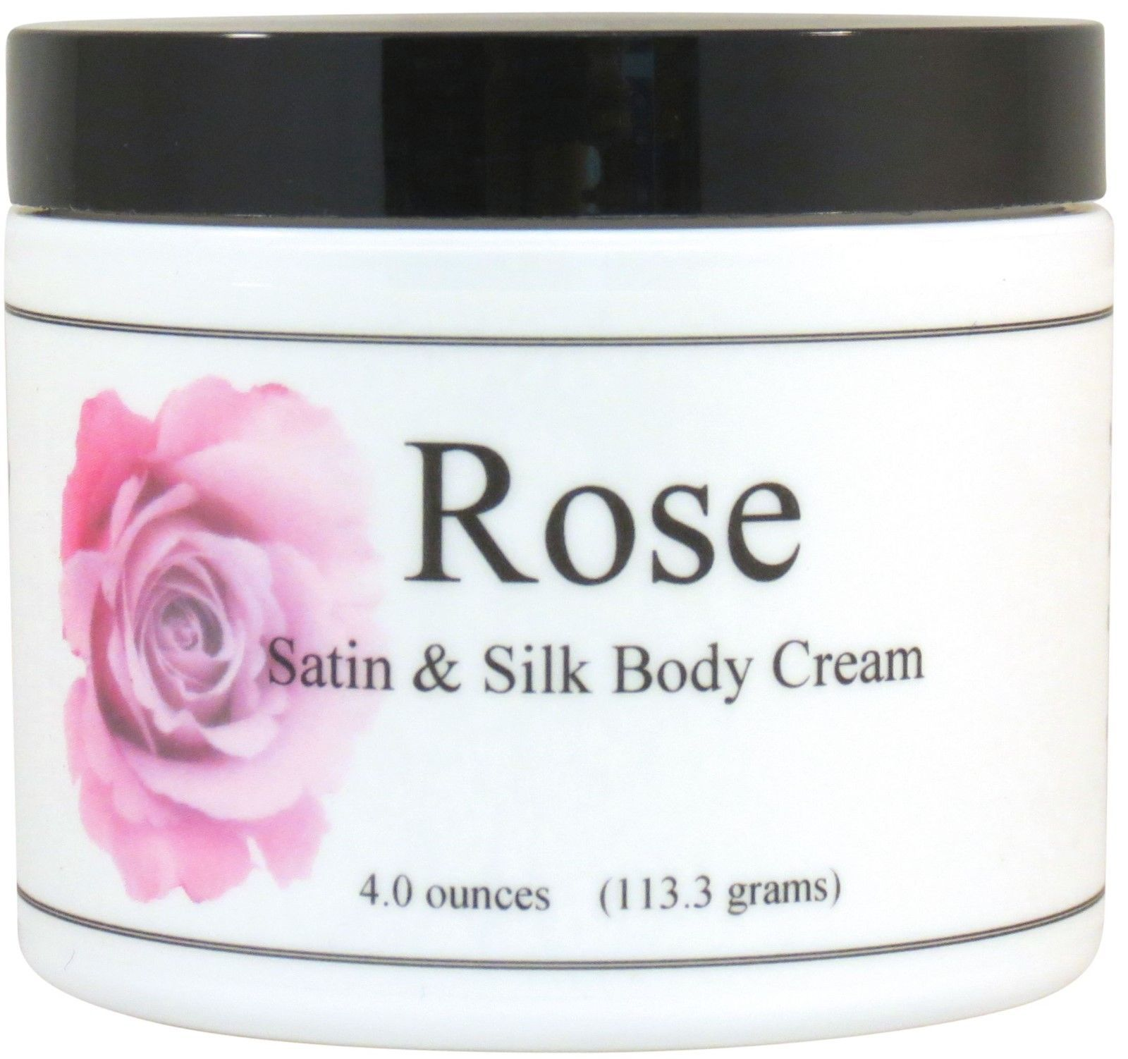 Rose Satin and Silk Cream