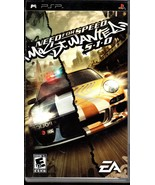 PlayStation Portable Sony PSP - Need for Speed Most Wanted 5-1-0    - $15.00