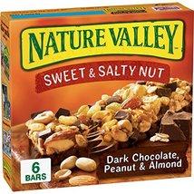 Nature Valley Granola Bars, Sweet and Salty Nut, Dark Chocolate Peanut &... - $9.99