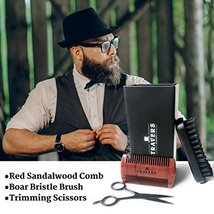 Travers Brands Beard Grooming Kit for Men, Beard & Mustache Growth Grooming & Tr image 2