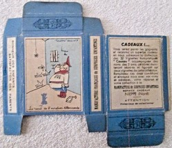 Scarce WWII French Candy Box mocks Goering complete excellent condition - $185.00