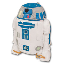 Star Wars R2D2 Novelty Plush Bag Backpack Buddy - $30.98