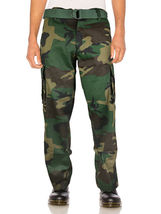 SW Men's Tactical Combat US Force Military Army Cargo Pants Trousers with Belt image 13