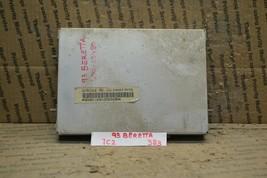 1992 1993 Chevrolet Beretta 2.2L Engine Control Unit ECU 16134847 Module... - $9.49