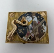 Disney Donald Duck Phonograph Record Player Shanghai Disney Resort Pin - $12.19
