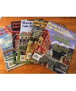 Backwoods Home - Prepper/Self Reliancy Magazines - Lot of 5 2010  - GUC  - $24.00