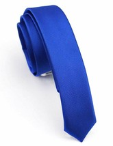 "JEMYGINS 1.58"" Solid Color Skinny Tie Slim Necktie for Men(4cm) - $26.51"