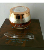 Kaffe Anti-Aging Protective Day Cream Contains Hyaluronic Acid 1.7 oz  NIB - $39.59