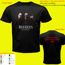 Bee Gees Beegees 1 Concert Album Shirt Size Adult S-5XL Kids Baby's  - $20.00+