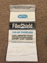Sima Film Shield Lead Laminated Pouch for Air Travel (protects film) - $15.00