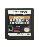 Nintendo Game Nicktoons attack toybots - $12.99