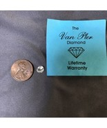 Cut Loose Cubic Zirconia The Van Pler - $6.92
