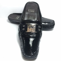 Stuart Weitman Woman's Limited Edition Dog lover Slip on loafer Mule 6.5 SPAIN - $66.20