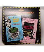 THOSE GLORIOUS MGM MUSICALS 2 LP SET Showboat/Annie Get Your Gun MGM 2 S... - $9.41