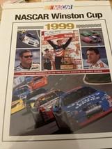 Very nice Nascar 1999 Winston Cup HTF Yearbook-Dale Jarrett Champion VGC - $7.43