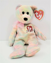 Ty Beanie Babies Celebrate Bear 15 Years NM-MT Condition 2001 - $12.39