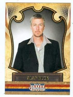Alan Ruck trading card (Ferris Buellers Day Off, Star Trek Generations, Spin Cit